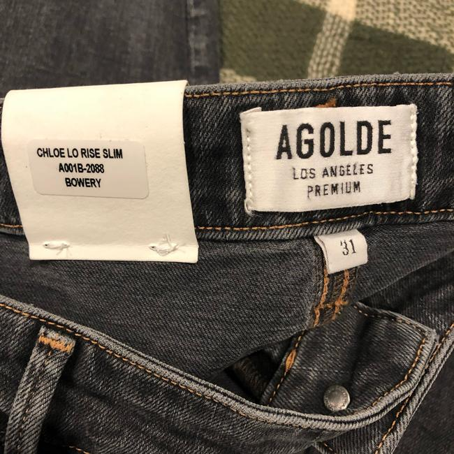 AGOLDE Skinny Jeans-Distressed Image 8