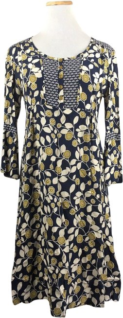 Preload https://img-static.tradesy.com/item/24899184/boden-green-and-navy-blue-longsleeve-button-tunic-peasant-boho-long-casual-maxi-dress-size-10-m-0-2-650-650.jpg
