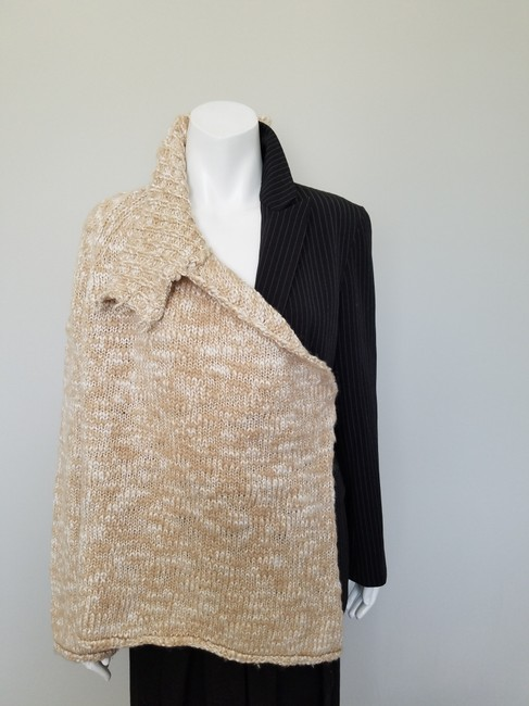 My Own Design Knitted Wool Modern Contemporary Fashion Blazer Jacket Image 1