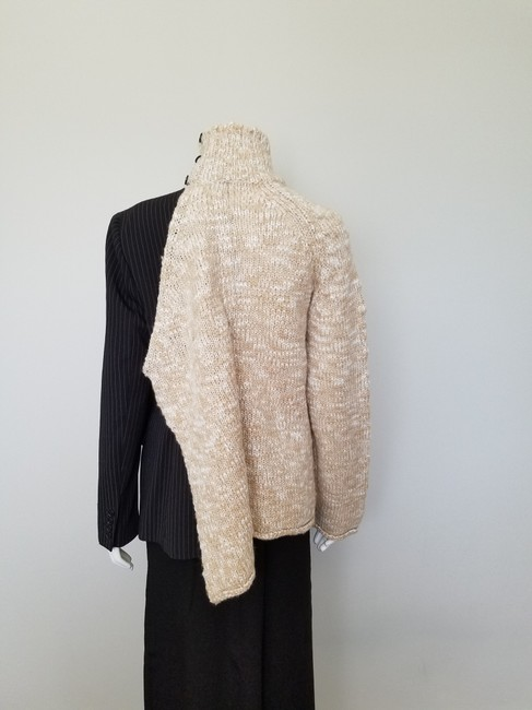 My Own Design Knitted Wool Modern Contemporary Fashion Blazer Jacket Image 2