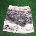 MARY KATRANTZOU Mini Skirt white Image 1