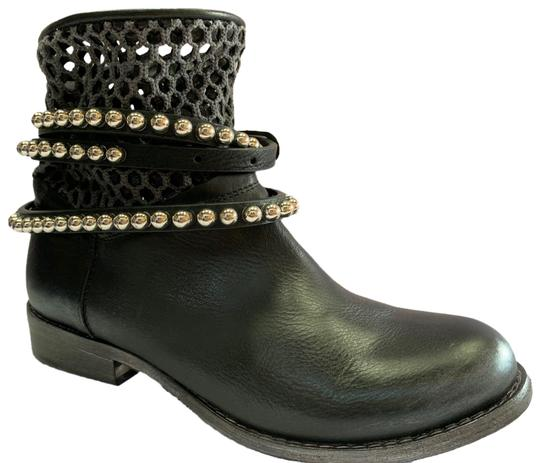 Italian Shoemakers Black Boots Image 0