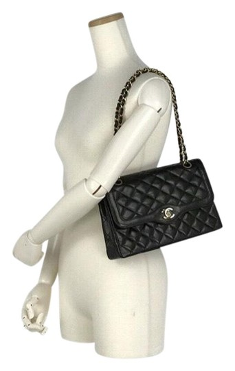 Preload https://item5.tradesy.com/images/chanel-classic-double-flap-vintage-black-lambskin-leather-shoulder-bag-24899379-0-15.jpg?width=440&height=440