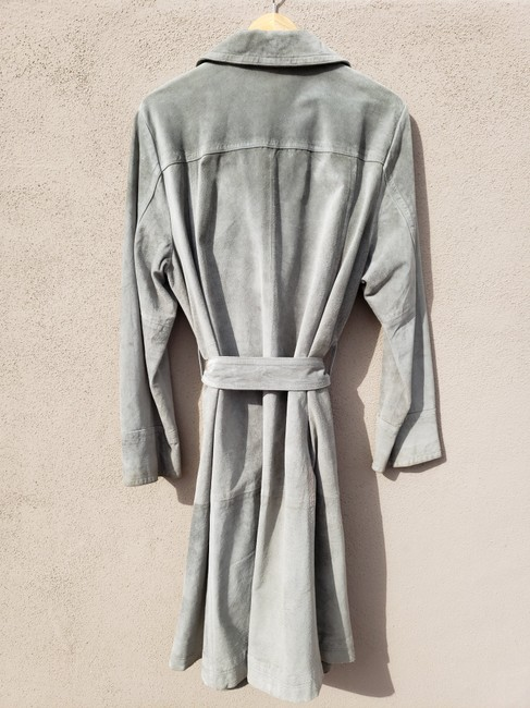 Coldwater Creek Trench Coat Image 1