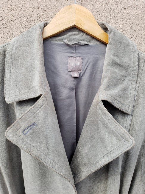 Coldwater Creek Trench Coat Image 2