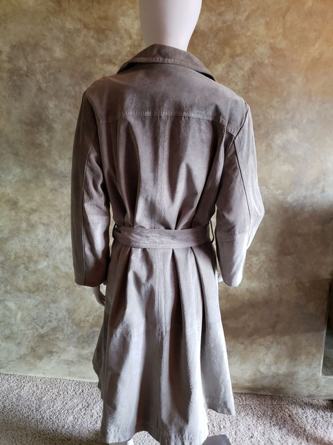 Coldwater Creek Trench Coat Image 5