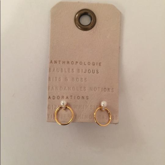 Anthropologie Anthropologie varuni post earring Image 4