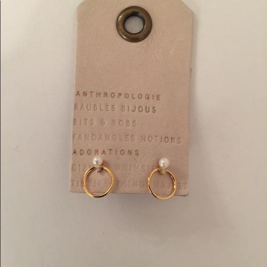 Anthropologie Anthropologie varuni post earring Image 5