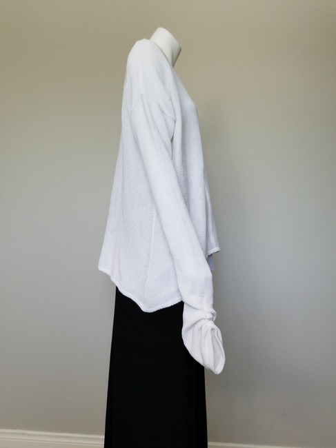My Own Desgin Cotton Avant-garde Modern Contemporary Loose Fit Sweater Image 3