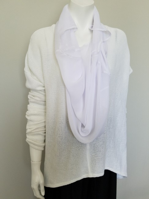My Own Desgin Cotton Avant-garde Modern Contemporary Loose Fit Sweater Image 6