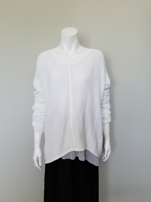 My Own Desgin Cotton Avant-garde Modern Contemporary Loose Fit Sweater Image 8