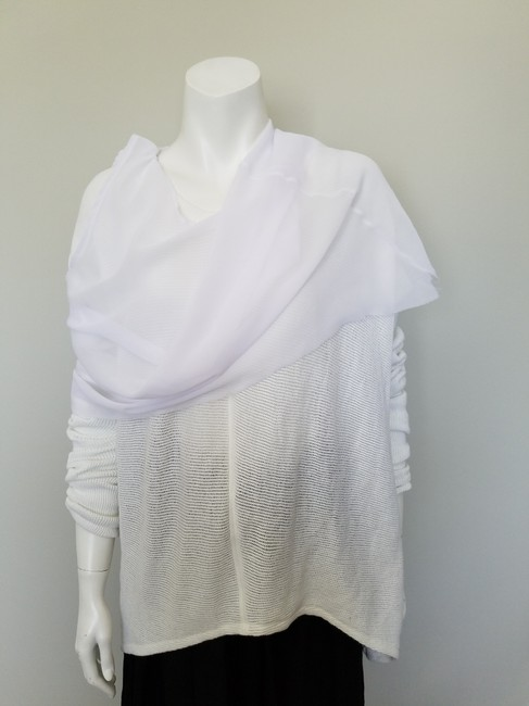 My Own Desgin Cotton Avant-garde Modern Contemporary Loose Fit Sweater Image 9