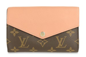 Louis Vuitton Monogram Compact Pallas Folding Wallet Bifold
