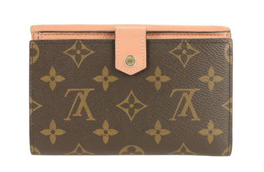 Louis Vuitton Monogram Compact Pallas Folding Wallet Bifold Image 1