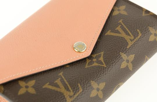 Louis Vuitton Monogram Compact Pallas Folding Wallet Bifold Image 2