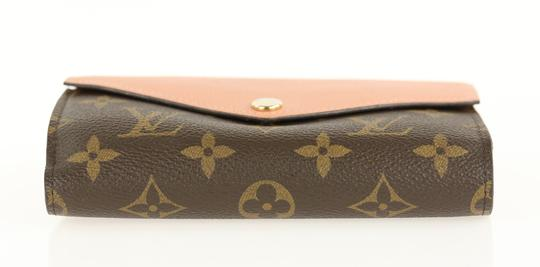 Louis Vuitton Monogram Compact Pallas Folding Wallet Bifold Image 4