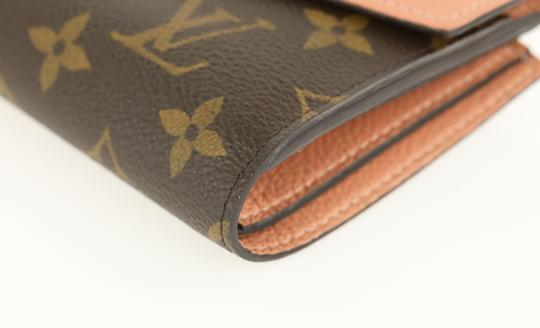 Louis Vuitton Monogram Compact Pallas Folding Wallet Bifold Image 5