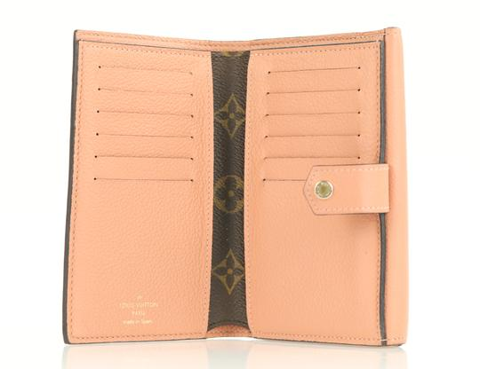 Louis Vuitton Monogram Compact Pallas Folding Wallet Bifold Image 7