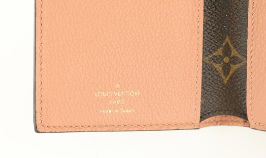 Louis Vuitton Monogram Compact Pallas Folding Wallet Bifold Image 8