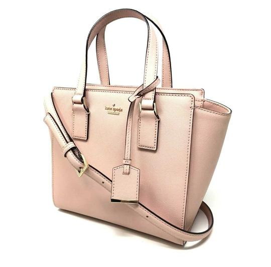 Kate Spade Womens Satchel in Warm Vellum Image 4