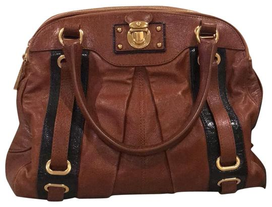 Preload https://img-static.tradesy.com/item/24899945/marc-jacobs-brown-leather-satchel-0-1-540-540.jpg