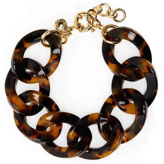 J.Crew Chunky Lucute Bracelet Available In Authentic Blue. Image 1