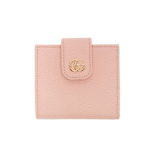Gucci petite Marmont card case small wallet