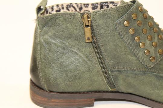 Lucky Brand FOREST GREEN Boots Image 10