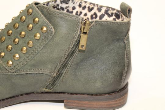 Lucky Brand FOREST GREEN Boots Image 3