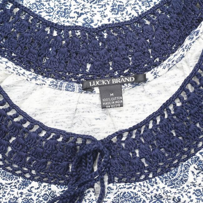 Lucky Brand Top Mutlicolor Image 4