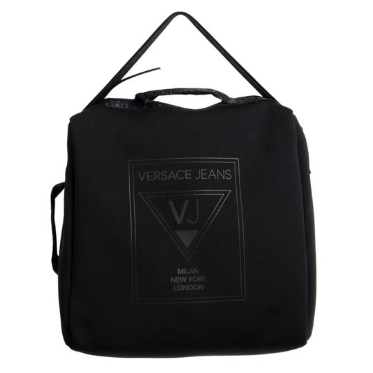 Preload https://img-static.tradesy.com/item/24900167/versace-jeans-collection-unisex-shoulder-black-polyester-messenger-bag-0-0-540-540.jpg