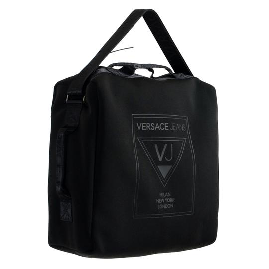 Versace Jeans Collection Black Messenger Bag Image 2