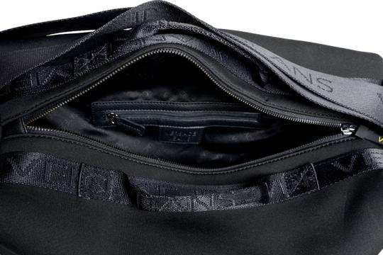 Versace Jeans Collection Black Messenger Bag Image 3