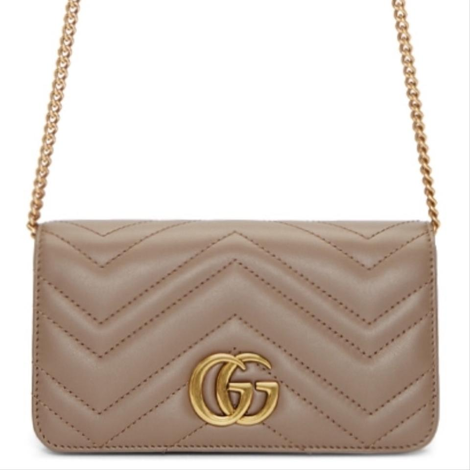 4a6c1dfca Gucci Marmont Quilted Leather 2.0 Cross Body Bag - Tradesy