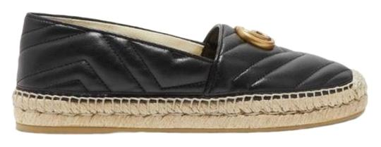 Preload https://img-static.tradesy.com/item/24900227/gucci-marmont-quilted-leather-espadrilles-flats-size-eu-385-approx-us-85-regular-m-b-0-1-540-540.jpg
