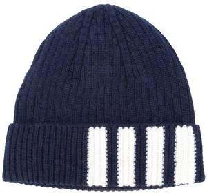 719ab32be7 Thom Browne 4-Bar Stripe Cashmere Rib Hat