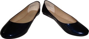 Kenneth Cole Reaction Ballet Navy Blue Flats