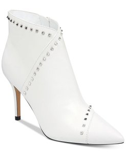 Marc Fisher White Boots