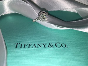Tiffany & Co. I Soleste Engagement Ring