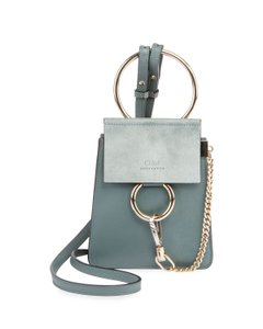 Chloé Faye Small Bracelet Faye Cross Body Bag