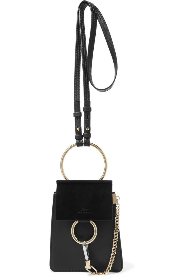 9a5c111b8bfe Chloé Faye Mini Leather Bracelet Cross Body Bag - Tradesy