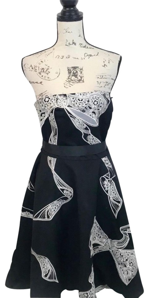 baba6059ef42a White House   Black Market and Faille Short Night Out Dress Size 8 ...