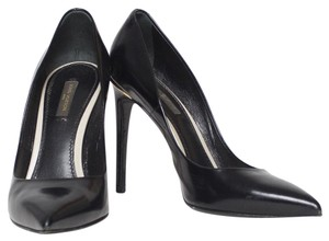 Louis Vuitton First Lady Pointed Toe Black Pumps