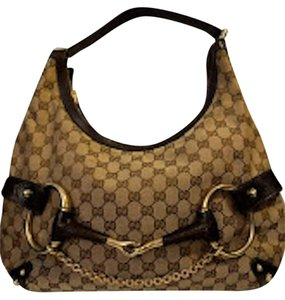 29f3a586e77 Brown Gucci Hobo Bags - Up to 90% off at Tradesy