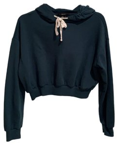 Forever 21 Forever 21 Women's cropped workout hoody