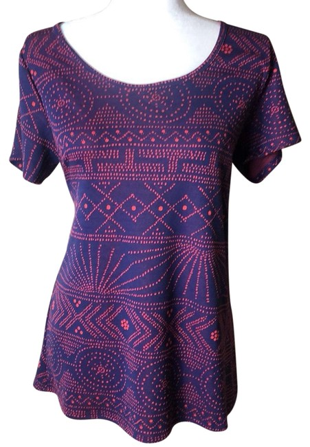 Item - Purple and Pink Nwot Classic Tee Shirt Size 8 (M)