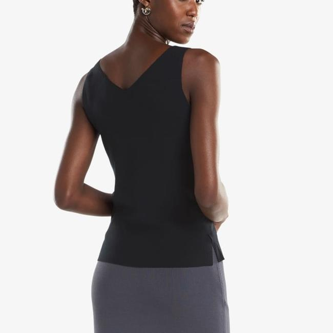 The Peggy Top Top Black
