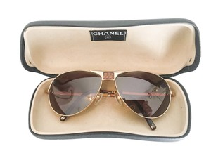 ceb033e064 Chanel Aviator Sunglasses - Up to 70% off at Tradesy
