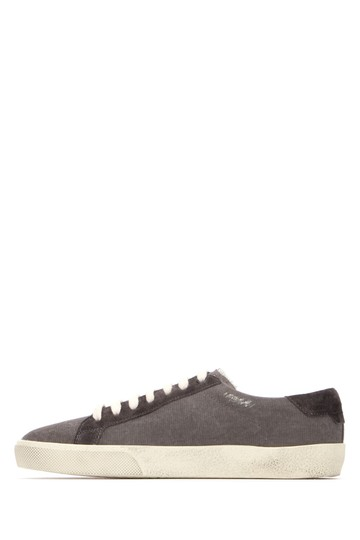 Saint Laurent Court Classic Sl Classic Ysl Sneakers Sl Sneakers Grey Athletic