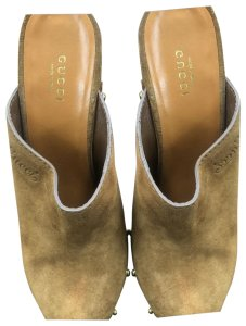 f043005a356 Beige Gucci Mules   Clogs - Up to 90% off at Tradesy